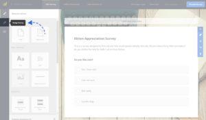 Go to Design Survey